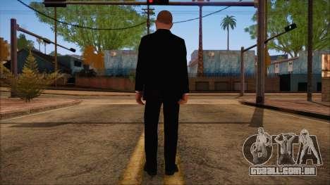 GTA 5 Online Skin 8 para GTA San Andreas segunda tela
