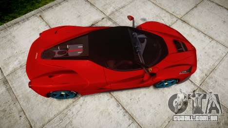 Ferrari LaFerrari 2014 [EPM] para GTA 4 vista direita