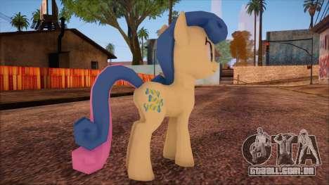 BonBon from My Little Pony para GTA San Andreas segunda tela