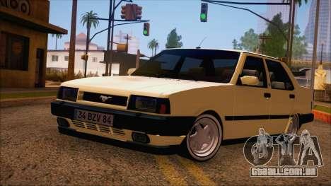 Tofas Sahin [RC] para GTA San Andreas