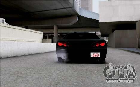 Japan Elegy para GTA San Andreas vista traseira
