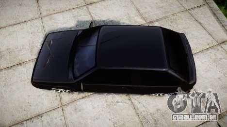 VAZ-2113 no pneuma para GTA 4 vista direita