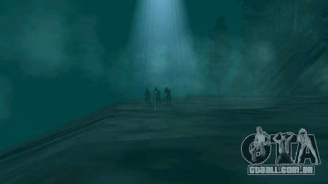 UFO sobre San Andreas para GTA San Andreas
