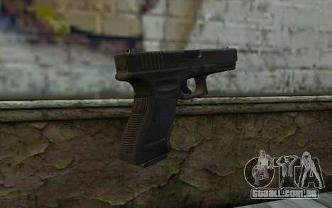 Glock-17 para GTA San Andreas segunda tela