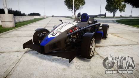 Ariel Atom V8 2010 [RIV] v1.1 Sheriftizer para GTA 4