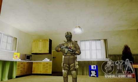 Spec Ops para GTA San Andreas