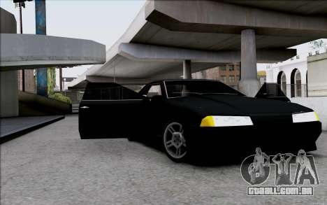 Japan Elegy para vista lateral GTA San Andreas