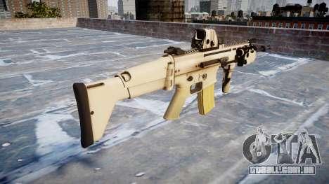 Máquina FN SCAR-L Mc 16 icon1 para GTA 4 segundo screenshot