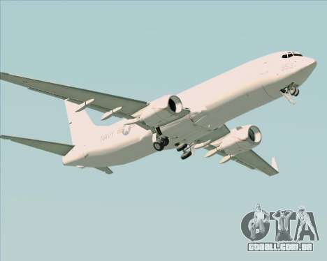 Boeing P-8 Poseidon US Navy para as rodas de GTA San Andreas