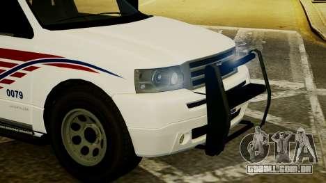Dundreary Landstalker [ELS] para GTA 4 vista direita