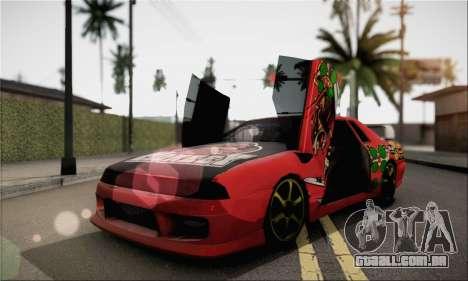 New Elegy Drift Edition para GTA San Andreas vista direita