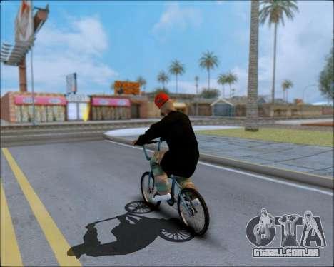 ClickClacks ENB V1 para GTA San Andreas quinto tela