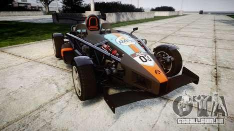 Ariel Atom V8 2010 [RIV] v1.1 RAPA olio para GTA 4