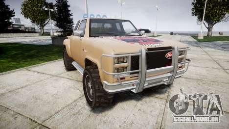 Vapid Bobcat Desert para GTA 4