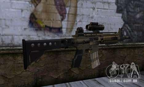 LR300 v1 para GTA San Andreas segunda tela