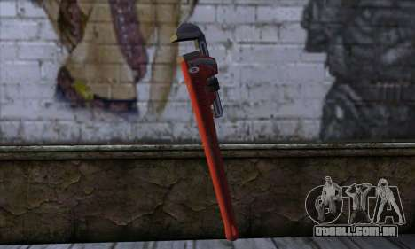 Wrench from Far Cry para GTA San Andreas