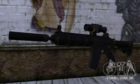 HX AP 15 from Hitman Absolution para GTA San Andreas