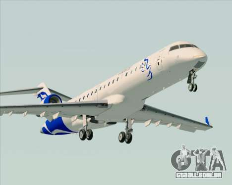 Embraer CRJ-700 China Express Airlines (CEA) para o motor de GTA San Andreas