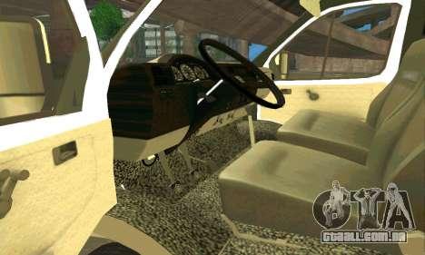 Gazela de Reboque 33023 Beta v1.2 para GTA San Andreas vista direita
