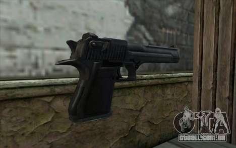 Desert Eagle Standart v1 para GTA San Andreas segunda tela