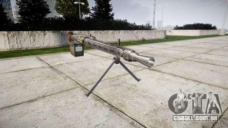 Alemão MG3 metralhadora icon1 para GTA 4
