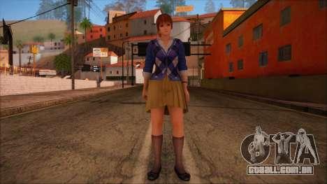 Modern Woman Skin 16 para GTA San Andreas
