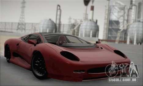 Jaguar XJ220S Ultimate Edition para GTA San Andreas