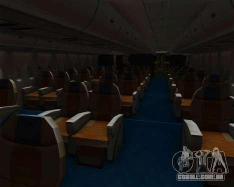 Airbus A380-800 Hainan Airlines para o motor de GTA San Andreas