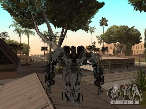 Transformers 3 Dark of the Moon Skin Pack para GTA San Andreas
