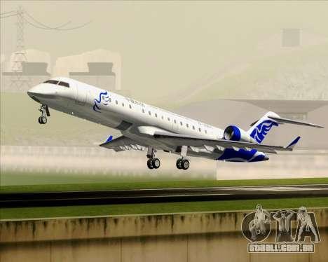 Embraer CRJ-700 China Express Airlines (CEA) para GTA San Andreas