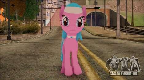 Aloe from My Little Pony para GTA San Andreas