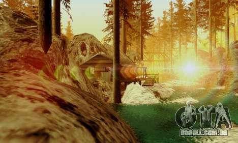 Pista de off-road 4.0 para GTA San Andreas terceira tela
