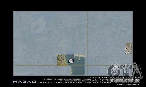 Pista de off-road 4.0 para GTA San Andreas twelth tela