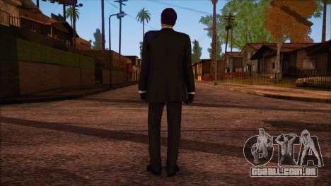 GTA 5 Online Skin 14 para GTA San Andreas segunda tela