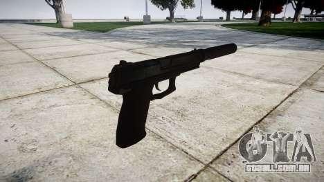 Pistola HK Mk.23 para GTA 4 segundo screenshot