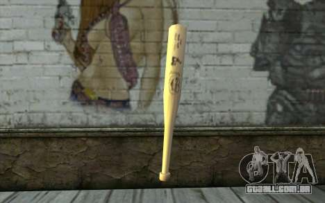 Baseball Bat from GTA Vice City para GTA San Andreas