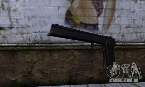 Grammaton Cleric Beretta v2 para GTA San Andreas