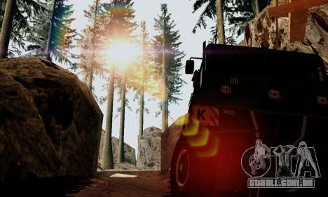 Pista de off-road 4.0 para GTA San Andreas décimo tela