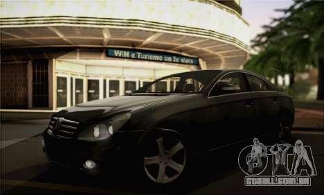 Mercedes-Benz CLS 500 para GTA San Andreas