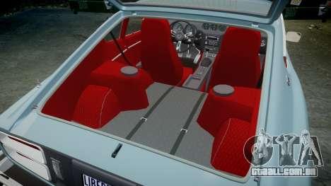 Datsun 260Z 1974 para GTA 4 vista lateral