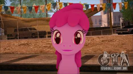 Berrypunch from My Little Pony para GTA San Andreas terceira tela