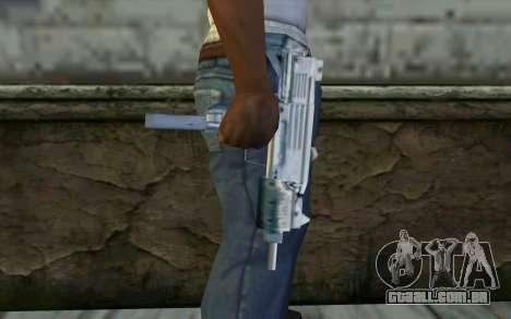 MP5 from GTA Vice City para GTA San Andreas terceira tela