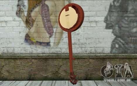 Banjo para GTA San Andreas