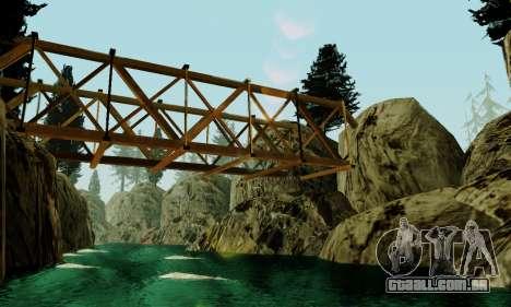 Pista de off-road 4.0 para GTA San Andreas décima primeira imagem de tela