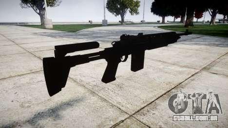 Rifle automático Mc 14 para GTA 4 segundo screenshot