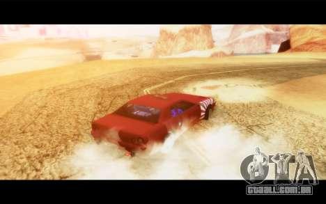 Elegy By Next para GTA San Andreas vista direita