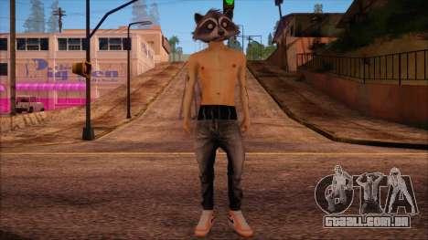 GTA 5 Skin para GTA San Andreas