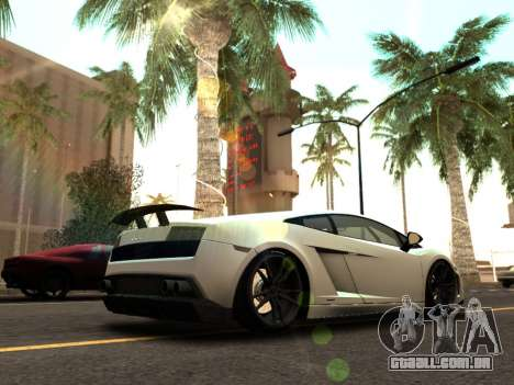 Lime ENB v1.2 SA:MP Edition para GTA San Andreas sexta tela