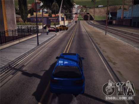 Honda Civic JDM Edition para GTA San Andreas vista direita