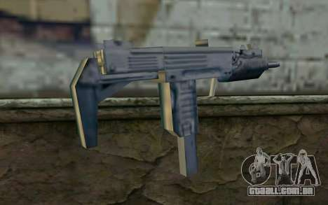 MP5 from GTA Vice City para GTA San Andreas segunda tela